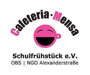 Logo Schulfrühstück e.V. - Cafeteria und Mensa im Schulzentrum Alexanderstarße in Oldenburg