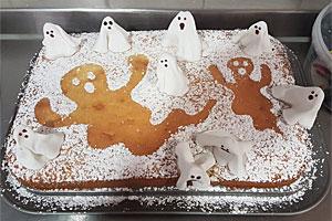 Geisterkuchen Halloween