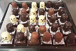 Kuchen Halloween